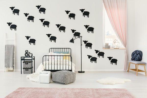 Como decorar papel pintado dormitorio a