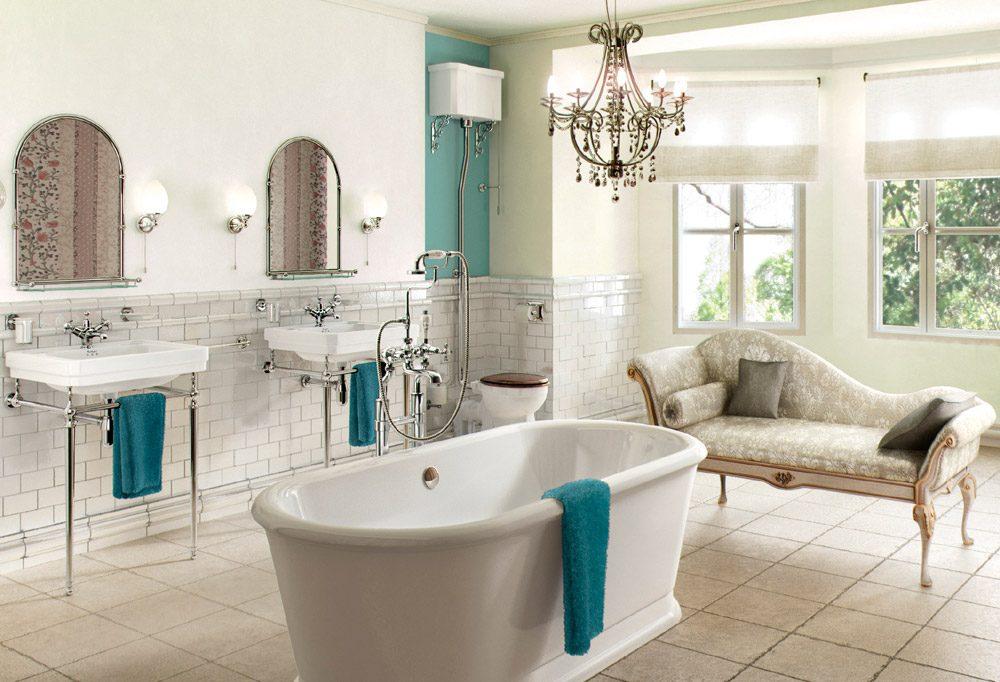 Cómo decorar un baño de matrimonio - BlogDecoraciones.com