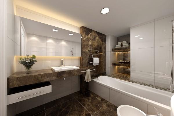 Cómo decorar un baño de matrimonio