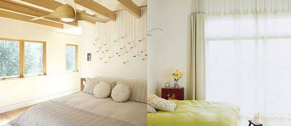 Como elegir ventiladores de techo
