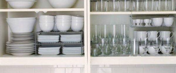 Cómo organizar un armario   Cocina y dormitorio
