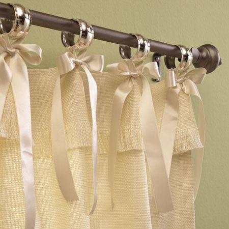 Decorar con cortinas - Accesorios para cortinas ...