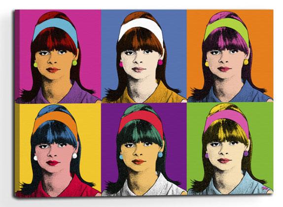 cuadros personalizados pop art