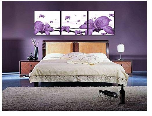 Cuadros sin marco ideas y fotos - Fotos de habitaciones bonitas ...