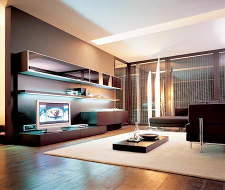 Minimalismo decorando interiores page 2 for Salones de diseno italiano