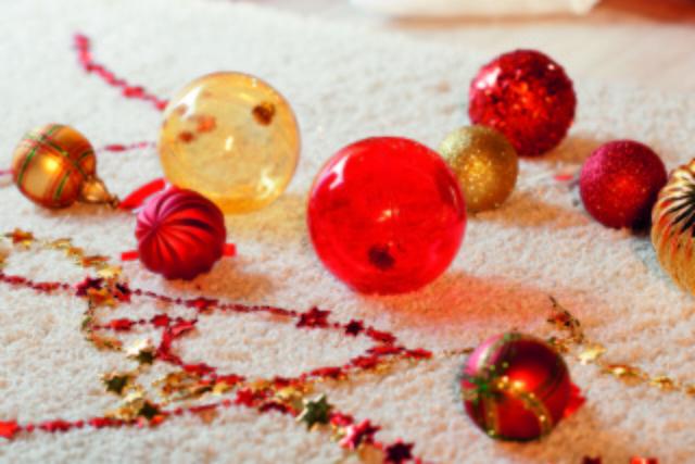 decoracion navidad bolas