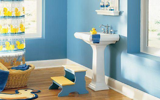 Cómo Decorar Un Baño De Niños Blogdecoracionescom