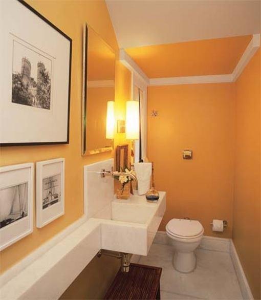 C mo decorar un ba o de invitados blogdecoraciones for Como azulejar un bano