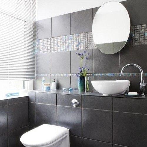 C mo decorar un ba o de invitados blogdecoraciones - Como decorar un bano blanco ...