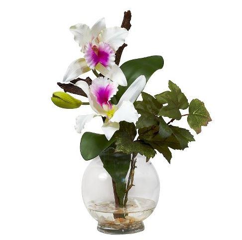 decorar con flores artificiales 3