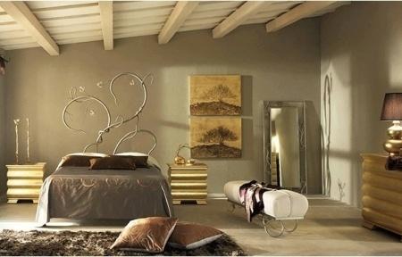 Decoraci n r stica tendencia para esta primavera - Dormitorios en blanco y madera ...
