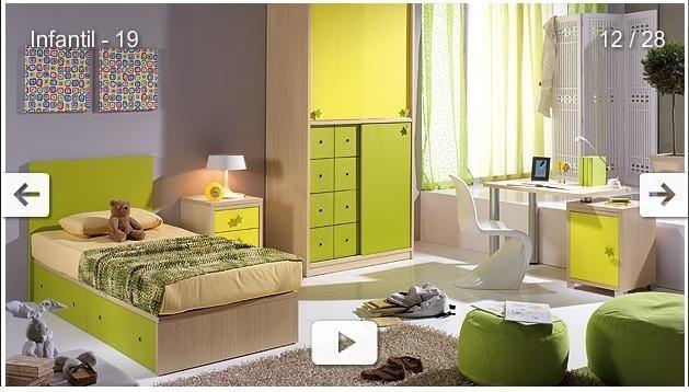 Cat logo de dormitorios infantiles gratis - Vtv muebles infantiles ...