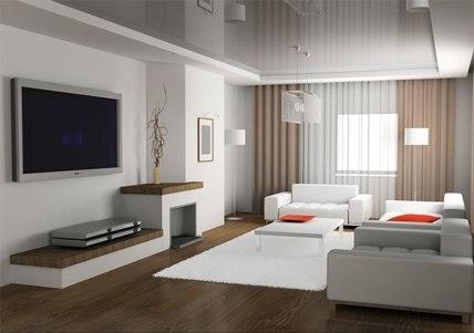 la decoracin de estilo moderno - Decoracion Moderna