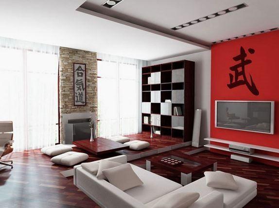 decoracion estilo japonés