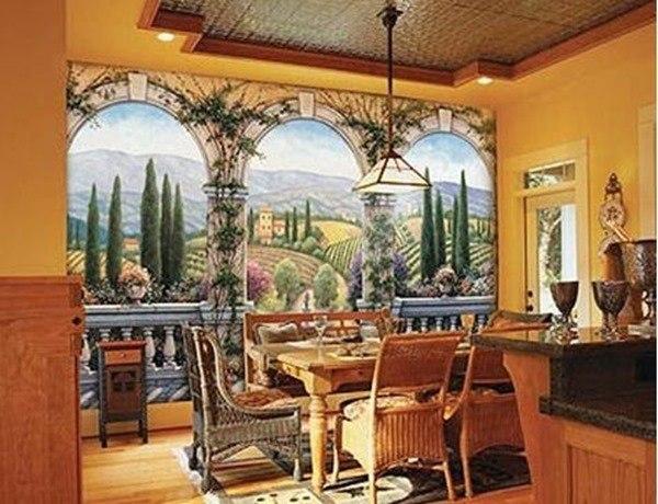 decoracion mediterránea