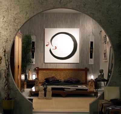 Dormitorio con feng shui blogdecoraciones for Cuadros feng shui dormitorio