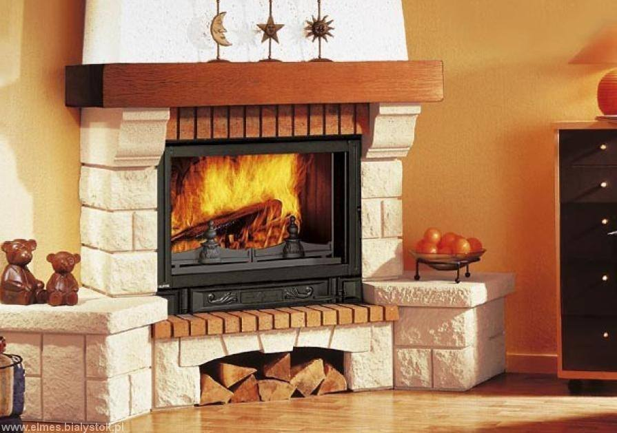 Hogarisimo las mejores estufas y chimeneas for Chimeneas de obra