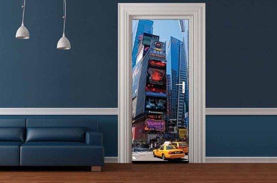 Fotomurales para puertas blogdecoraciones - Fotomural para puertas ...