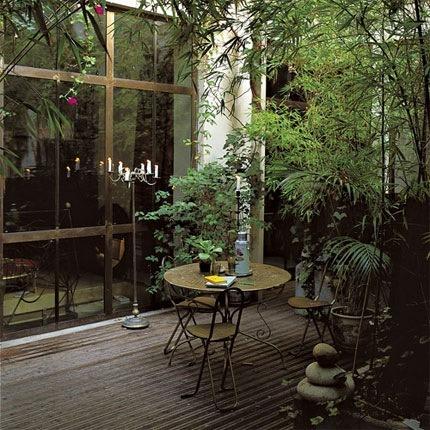 Ideas para decorar el jard n en invierno blogdecoraciones for Decoracion de interiores jardines de invierno