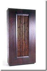 gabinete bambu