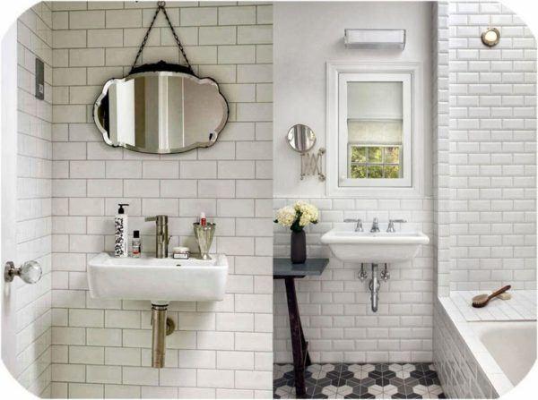 ba os peque os como ganar espacio blogdecoraciones. Black Bedroom Furniture Sets. Home Design Ideas