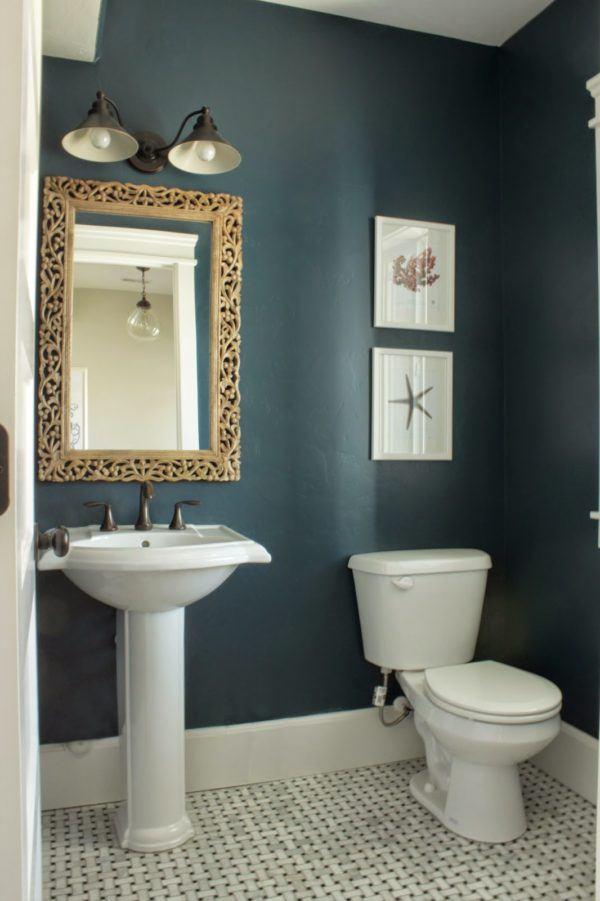 Baños pequeños como ganar espacio - BlogDecoraciones.com
