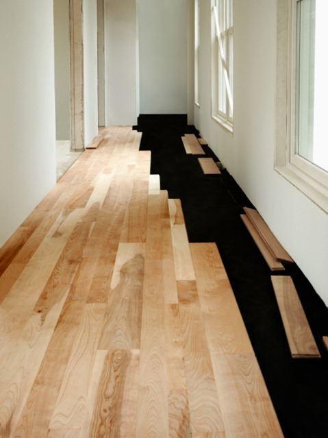 Suelos de madera flotante| cómo instalarlos