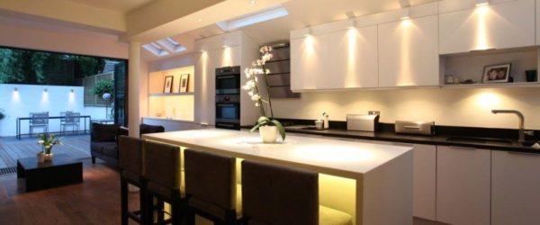 Cocinas minimalistas | Colores y muebles