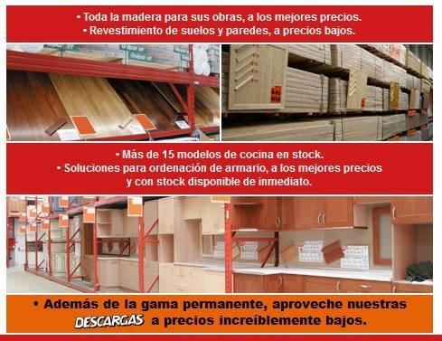 Cocinas brico depot blogdecoraciones - Casetas de madera brico depot ...