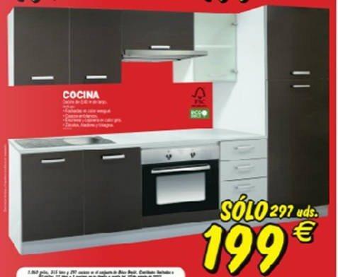 Image blogdecoraciones - Catalogo cocinas baratas ...