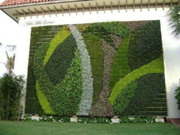 Cmo hacer jardines verticales paso a paso Materiales ideas y