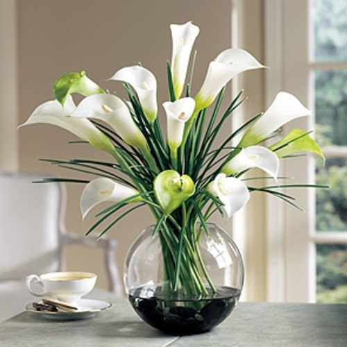 Ideas para decorar con flores artificiales blogdecoraciones - Plantas artificiales en ikea ...