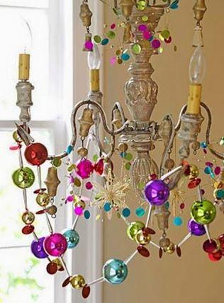 lámpara bolas