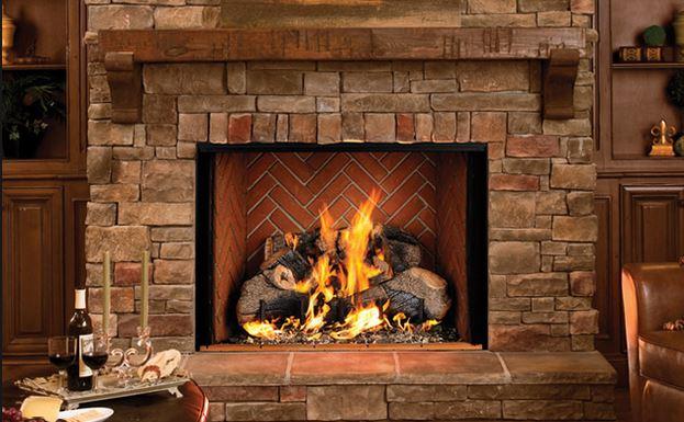 Las mejores estufas y chimeneas for Construccion de chimeneas de ladrillo