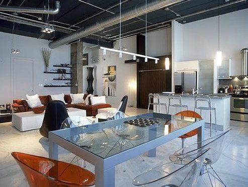 Decoraci n estilo loft blogdecoraciones - Fotos de lofts decorados ...