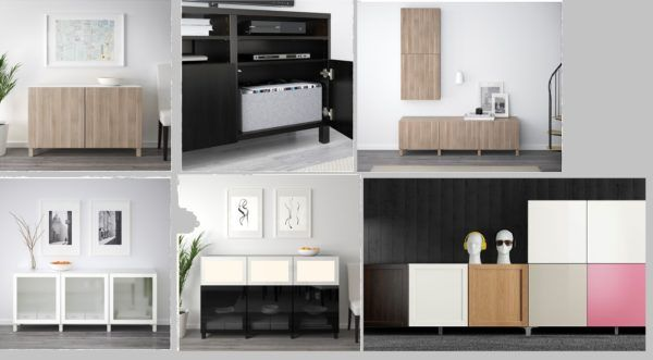 Muebles modulares salon ikea free beautiful cheap elegant de los colores claros with ikea - Muebles modulares ikea ...