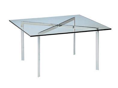 Estilo Bauhaus mesa-barcelona