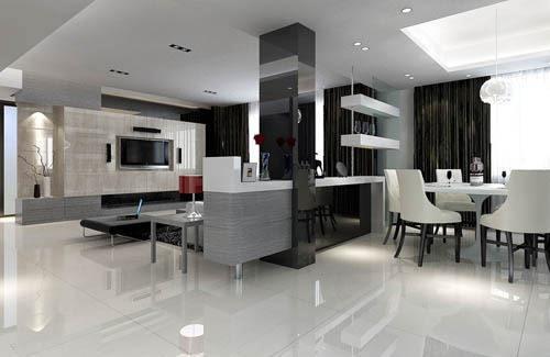 Decoraci n de salones modernos blogdecoraciones - Ideas salones modernos ...