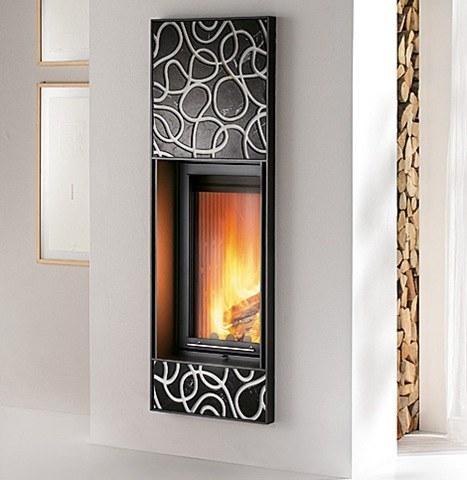 Tendencias en chimeneas   blogdecoraciones