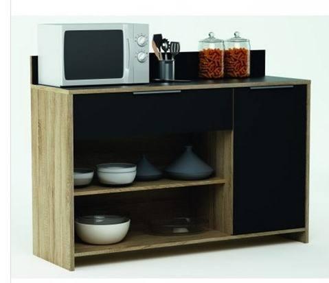 Muebles microondas ideas y precios blogdecoraciones - Mueble alto microondas ...