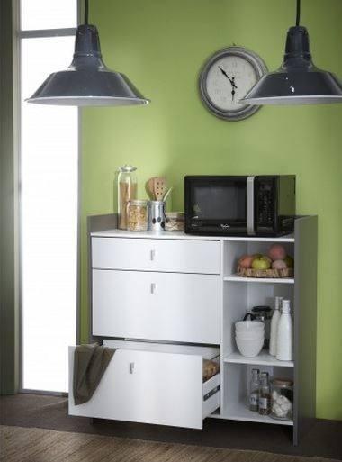 Muebles microondas ideas y precios blogdecoraciones - Microondas muy pequenos ...