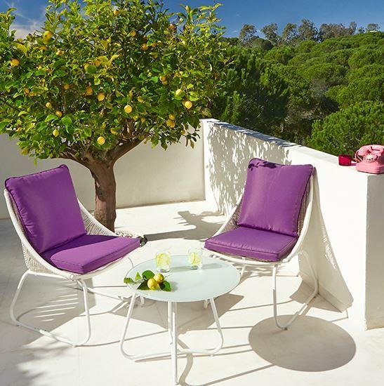 Tipos de muebles de jard n blogdecoraciones for Muebles para exteriores baratos