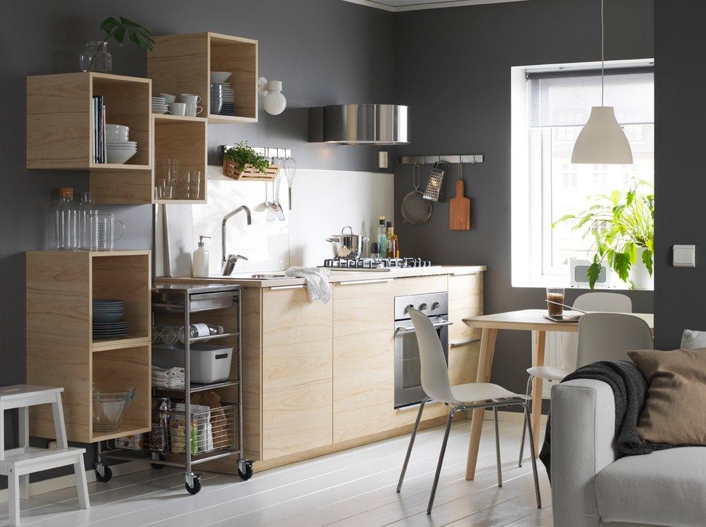 Muebles microondas ideas y precios blogdecoraciones - Muebles de cocinas ikea ...