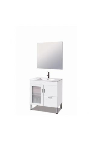 Bricomart Divide En Tres Categorías Los Baños Que Ofrecen: Muebles De Baño,  Muebles De Baño Modulares Y ...