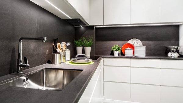 12 ideas de muebles para cocinas pequeñas - BlogDecoraciones