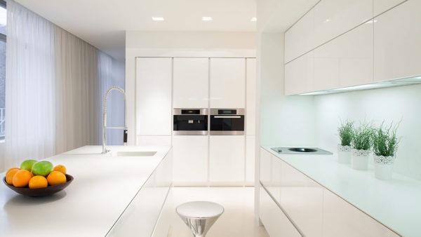 12 ideas de muebles para cocinas pequeñas - BlogDecoraciones.com