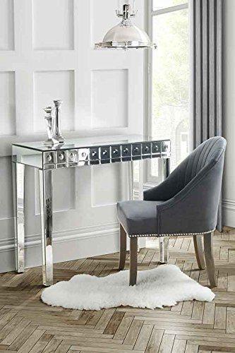Muebles de espejo para decorar con estilo blogdecoraciones for Espejos para mesa