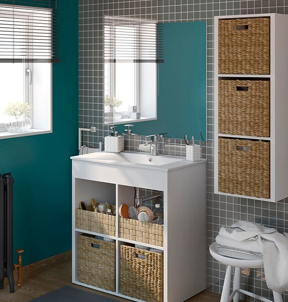 Muebles de ba o baratos fotos y precios for Muebles de bano rusticos baratos