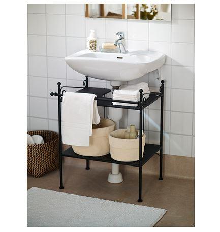 Decorar cuartos con manualidades mueble de bano para for Lavabo sin pie