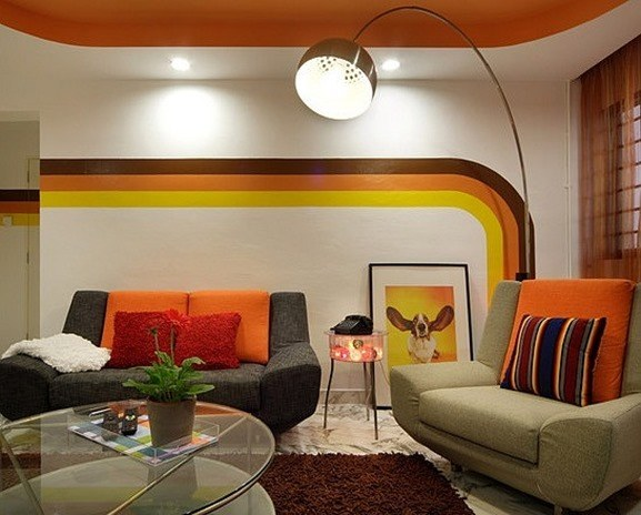 Muebles a os 70 blogdecoraciones for 70s apartment design